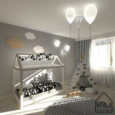 » Zakres projektu: pokój dziecięcy KRU Design Baby Bedroom, Baby Boy Rooms, Baby Room Decor, Nursery Room, Kids Bedroom Designs, Baby Room Design, Newborn Room, Toddler Rooms, Apartment Interior Design