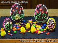 Diy Ostern, Faberge Eggs, Easter Crafts, Watermelon, Food And Drink, Fruit, Regional, Youtube, Image