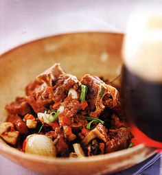 This recipe for kid (young goat) marinaded in beer comes to Flavors of Brazil from the Brazilian food and wine magazine Prazeres da Mesa ....