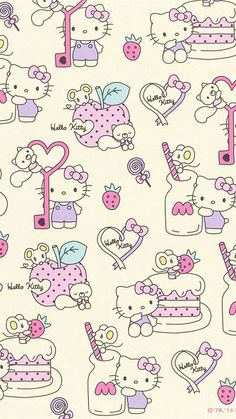 Birthday wallpaper backgrounds hello kitty 63 ideas for 2019 Sanrio Hello Kitty, Hello Kitty Fotos, Hello Kitty Rosa, Hello Kitty Pictures, Hello Kitty Items, Hello Kitty Wallpaper Hd, Hello Kitty Backgrounds, Sanrio Wallpaper, Cute Wallpapers