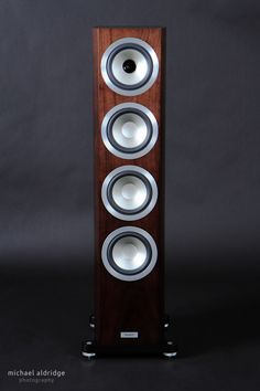 Tannoy Precision 6.4 Speakers - 4 x 6 inch drivers