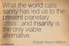 Robert Anton Wilson - Insanity