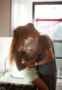 morning kisses