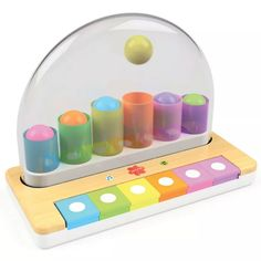 Mirari Pop! Pop! Piano : Target Toddler Boy Gifts, Gifts For Boys, Piano Shop, Musical Toys, Sound Effects, Early Learning, Natural Wood, Pop Pop, Musicals