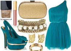 Love this color combo! Love the shoes! Love the owl earrings! Love the Butter polish! Love!