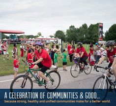 The Cabot #CommunityTour 2014 kicks off May 17! It is a Celebration of Communities & Good ... because strong, healthy and unified communities make for a better world.