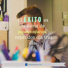 Todo a su tiempo dará frutos. Crea tu tienda en línea ¡HOY! haztutienda.com #FelizJueves #Frases