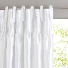 Plain Taffeta Curtain