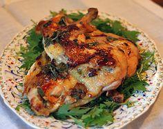 Brick Chicken Recipe