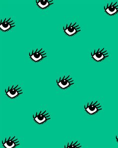pattern, eyes, green,