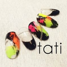 tati 竹原千晴 VETRO Art director @tati_nail ファイバークラッ...Instagram photo | Websta…