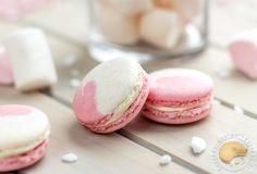 Macarons aux marshmallows - plaisir régressif