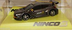 Ninco Pro-Race Renault Megane Trophy  09 N4 Lightning 1:32 scale slot car 50580