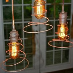 bed springs crafts - Google Search