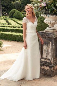 Marylise Bridal 2017 simple elegant Wedding Dress