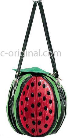 sac a main original pastèque