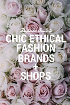 "Terumah ""Shopping Guide to Chic Ethical Fashion"" Tempest + Bentley was mentioned as one of her favorite ethical brands to shop. @terumah"