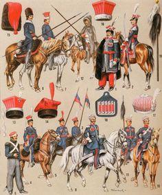 Napoléon et la révolution en Pologne.