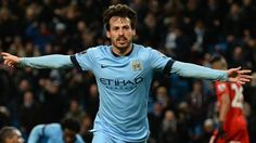 David Silva of Manchester City seduced by 'fast-paced and passionate' Premier League - http://footballersfanpage.co.uk/david-silva-of-manchester-city-seduced-by-fast-paced-and-passionate-premier-league/