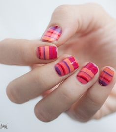 watermarble-nailart