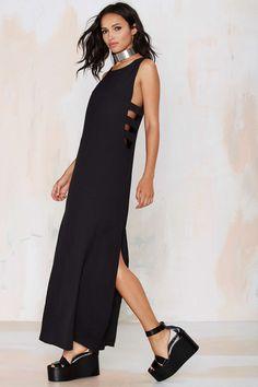 Side to Side Cutout Dress