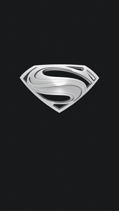 For those of you that have wanted a chrome MoS logo wallpaper. Superman Quotes, Logo Superman, Superman Artwork, Superman Symbol, Joker Iphone Wallpaper, Superman Wallpaper, Marvel Wallpaper, Superman Black Suit, Superman Man Of Steel