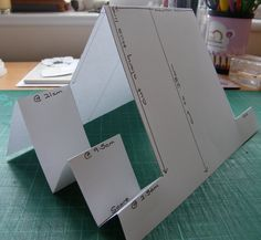 Sazzle Craft: Dad's Shed with added instructions on how to make one