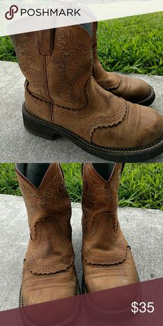 Ariat Fat baby boots size 8 B | 'salem's lot, Babies and Shoes