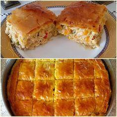 Pizza Tarts, Dessert Recipes, Desserts, Greek Recipes, Hot Dog Buns, Apple Pie, Food Inspiration, Healthy Snacks, Food And Drink