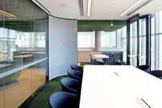 Boston Consulting Group's Canberra Offices by Carr Design Group
