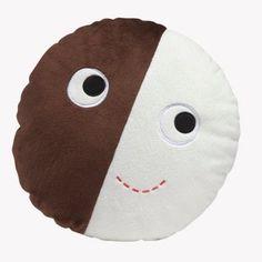 Heidi Kenney, Yummy Black & White Cookie Plush