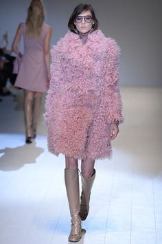 Milan Fashion Week Fall 2014 - Gucci Fall 2014