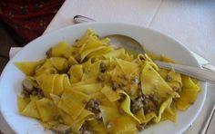 Sugo di noci - Una ricetta ligure per una salsa di noci adaat sia alla pasta che…