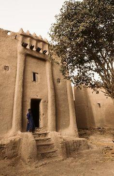 https://flic.kr/p/6YfV9D | Maison. Mopti. Mali