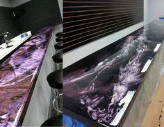 Bar Top Info - DIY Countertop, bar top, and flooring epoxy.
