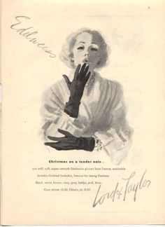 Vintage Clothes/ Fashion Ads of the (Page Vintage Fashion Sketches, Fashion Illustration Vintage, Fashion Illustrations, Ad Fashion, 1940s Fashion, Bonnie Cashin, Retro Advertising, Fashion Plates, Lord & Taylor