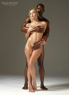Not naked black guys with a white gurl words... fantasy