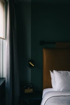 A night at The Hoxton | Amsterdam — On a hazy morning