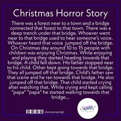 Christmas Horror story Best short stories Read short stories at my website Short stories in hindi Short Horror Stories, Best Short Stories, English Short Stories, English Story, American Horror Story Hotel, Spooky Memes, Story Writer, Haunted Places, Website