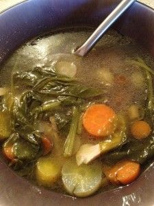 Bone Broth...New energy drink maybe? I am making some right now!! Woot!