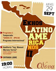 Asiste a nuestro primer concierto de temporada y viaja con la música latinoamericana