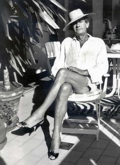 Helmut Newton, Monte Carlo, 1987  By Alice Springs