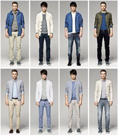 Casual Wear for Men – Variety as well as different styles Boy Outfits, Casual Outfits, Summer Outfits, Fashion Outfits, Fashion Trends, Men's Fashion, Summer Clothes, Fall Outfits, Fashion Ideas