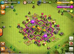 What and how to swing on th7 clash of clans 2016