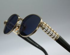 6c58c52505 Yohji Yamamoto 52-5202, Vintage steampunk sunglasses, 90s rare and unique /  NOS. Gafas De Sol ...