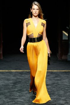 Balmain | Fall 2015 Ready-to-Wear Collection | Style.com