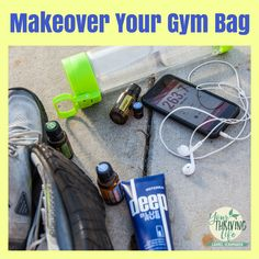 I LOVE Deep Blue soothing blend & Breathe blend during and after a workout. Which oils do you keep in your gymbag?