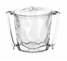 CreativeWare Ice Blocks Unbreakable Ice Bucket by CreativeWare. $24.82. Great for indoor or outdoor entertaining. Dishwasher safe. Unbreakable ice bucket. Made from unbreakable unbreakable. This ice bucket is made from unbreakable plastic which makes this ice bucket great for indoor and outdoor entertaining.  It is dishwasher safe which makes cleaning a breeze.