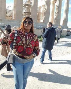 Hottest Ankara Top Styles for 2018 - Wedding Digest Naija