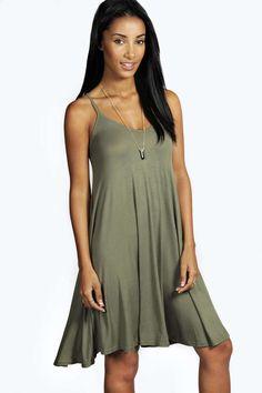 Solid, neutral, a little oversized t-shirt dress, Size 8